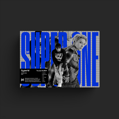 슈퍼엠 (SuperM) - SuperM The 1st Album Super One (Unit C Ver. - Kai & Ten)(CD)