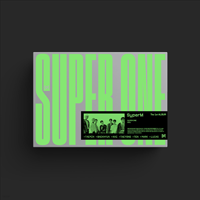 슈퍼엠 (SuperM) - SuperM The 1st Album Super One (One Ver.)(CD)