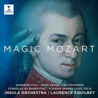 Laurence Equilbey 로렌스 에퀼베이 : 마법의 모차르트 (Magic Mozart)