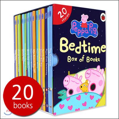 페파피그 원서 그림책 베드타임 20종 박스 세트 Peppa Pig Bedtime Box of Books 20 Stories