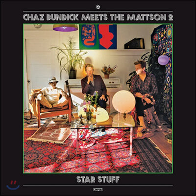 Chaz Bundick Meets The Mattson 2 (채즈 번딕 / 더 맷슨 2) - Star Stuff [LP]