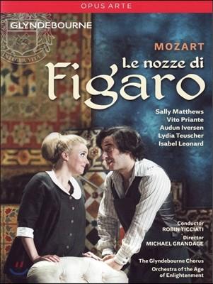 Robin Ticciati 모차르트 : 피가로의 결혼 (Mozart: Le nozze di Figaro, K492)