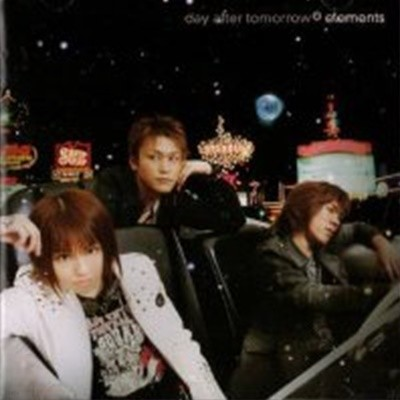Day After Tomorrow / Elements (수입)