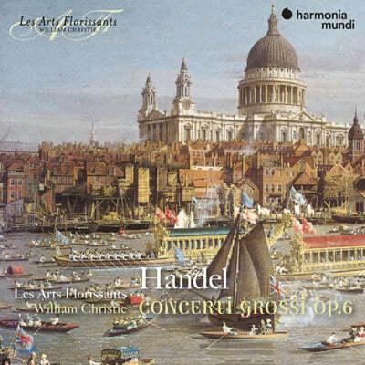 William Christie 헨델: 콘체르토 그로소 (Handel: Concerti Grossi, Op. 6)