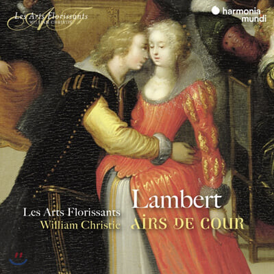 William Christie 미셸 랑베르: 왕궁의 아리아 (Michel Lambert: Airs de Cour)