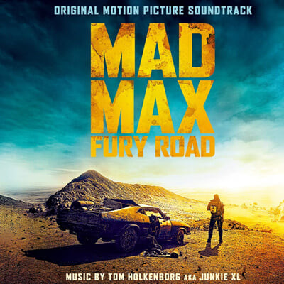 매드 맥스: 분노의 도로 영화음악 (Mad Max: Fury Road OST by Junkie XL) [플레이밍 컬러 2LP]