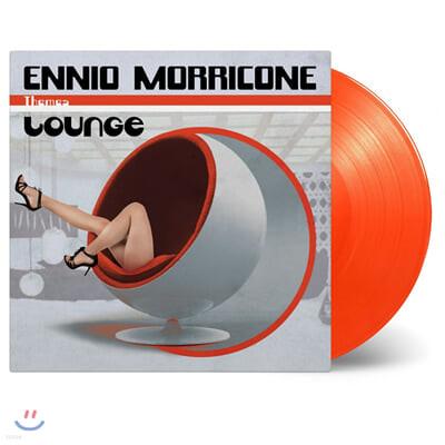 Ennio Morricone (엔니오 모리꼬네) - Lounge [오렌지 컬러 2LP]