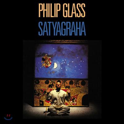 Philip Glass (필립 글래스) - Satyagraha [3LP]