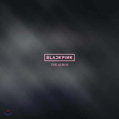 블랙핑크 (BLACKPINK) - BLACKPINK 1st FULL ALBUM [THE ALBUM] [Version #3]