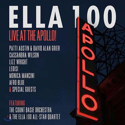Ella 100 (엘라 100) - Live At The Apollo! (라이브 앳 디 아폴로!)