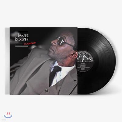 James Booker (제임스 부커) - Classfied [LP]
