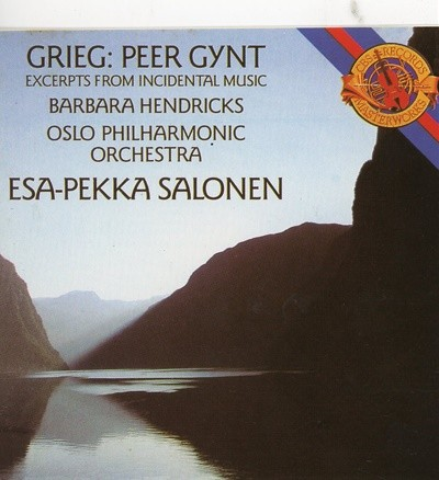 EDVARD GRIEG (1843-1907): PEER GYNT (Excerpts Ausziige) - OSLO PHILHARMONIC ORCHESTRA