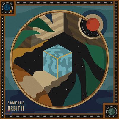 Someone (썸원) - Orbit II [마블 컬러 LP]