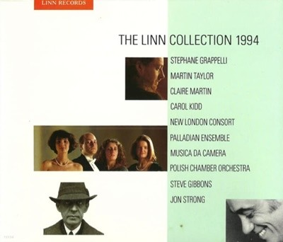 Various - The Linn Collection 1994 수입