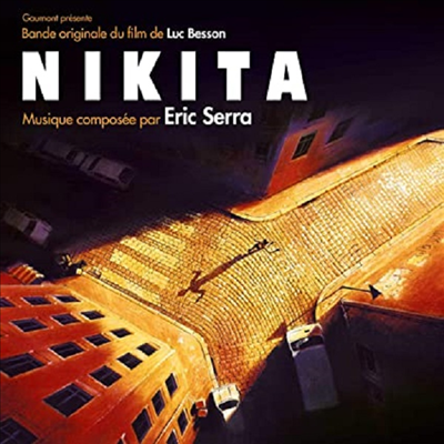 Eric Serra - Nikita (니키타) (Soundtrack)(CD)