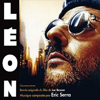 Eric Serra - Leon (레옹) (Soundtrack)(CD)