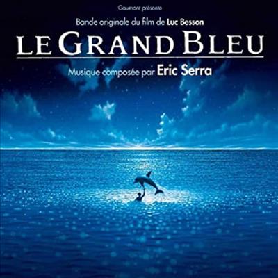 Eric Serra - Le Grand Bleu (그랑블루) (Soundtrack) (CD)