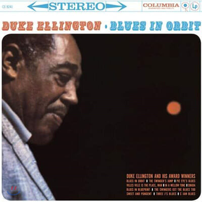 Duke Ellington (듀크 엘링턴) - Blues In Orbit [LP]