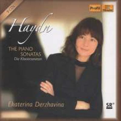 하이든 : 피아노 소나타 전곡집 (Haydn: Complete Piano Sonatas) (9CD Boxset) - Ekaterina Derzhavina