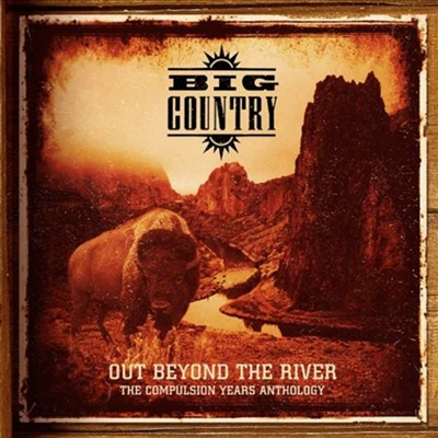Big Country - Out Beyond The River: Compulsion Years Anthology (5CD+PAL DVD)(Boxset)