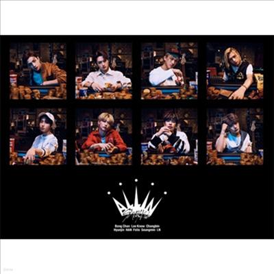 스트레이 키즈 (Stray Kids) - All In (CD+Special Zine) (초회생산한정반 C)(CD)