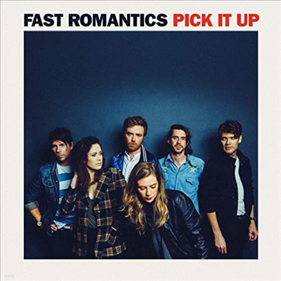 Fast Romantics - Pick It Up (CD)