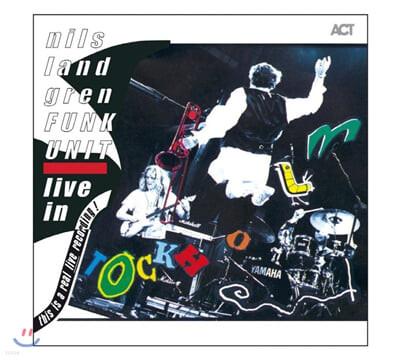 Nils Landgren (닐스 란드그렌) - Funk Unit (Live in Stockholm) [컬러 2LP]