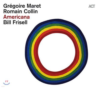 Gregoire Maret (그레구아르 마레) - Americana