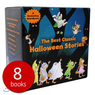 The Best Classic Halloween Stories 8 Bestselling Boardbooks - 보드북 세트