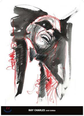 레이 챨스 (Ray Charles) [포스터]