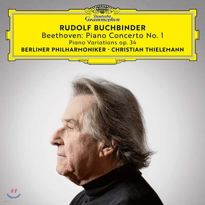 Rudolf Buchbinder 베토벤: 피아노 협주곡 1번 - 루돌프 부흐빈더 (Beethoven: Piano Concerto Op.15)