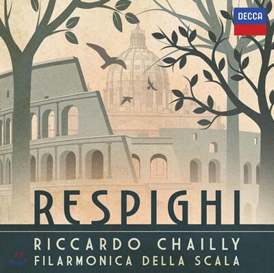 Riccardo Chailly 레스피기: 로마의 소나무, 로마의 분수 - 리카르도 샤이 (Respighi: Pines of Rome)