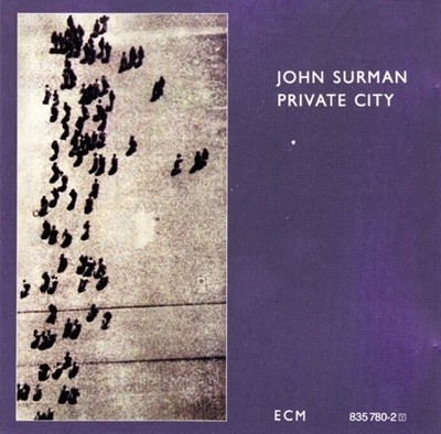 John Surman - Private City 수입