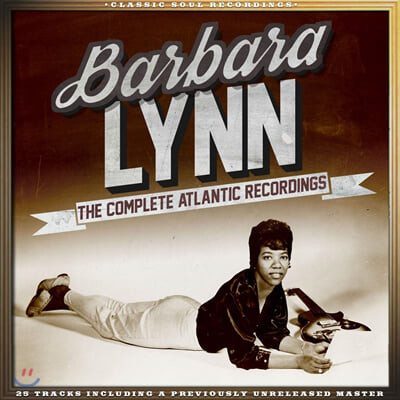 Barbara Lynn (바바라 린) - The Complete Atlantic Recordings