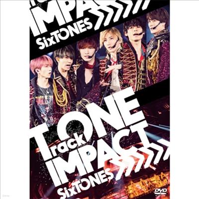 SixTONES (식스톤즈) - TrackONE -IMPACT- (지역코드2)(2DVD)