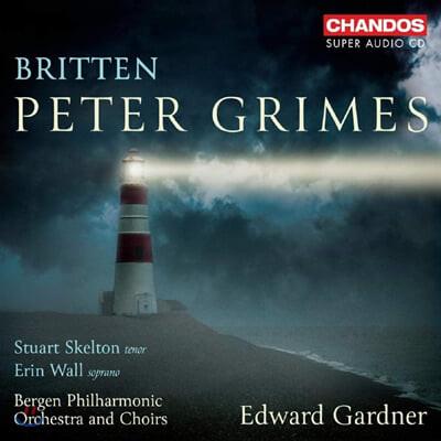 Edward Gardner 브리튼: 오페라 '피터 그라임즈' (Britten: Peter Grimes)