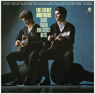 The Everly Brothers (더 에벌리 브라더스) - Sing Their Greatest Hits [LP]