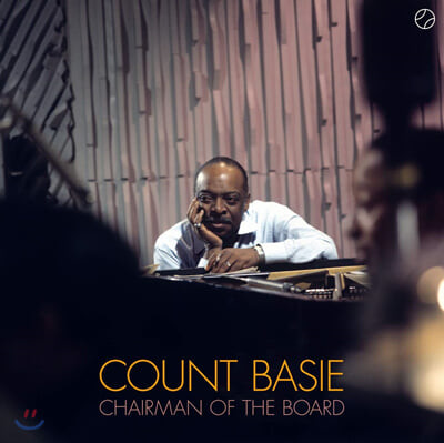 Count Basie (카운트 베이시) - Chairman of the Board [LP]