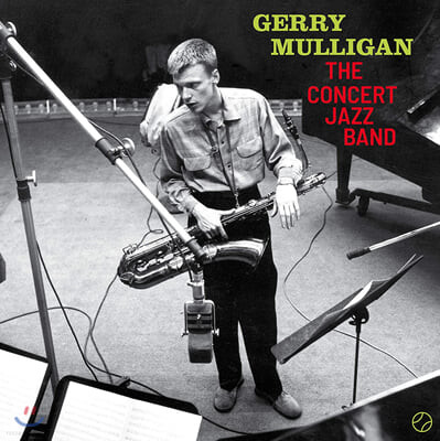 Gerry Mulligan (게리 멀리건) - The Concert Jazz Band [LP]