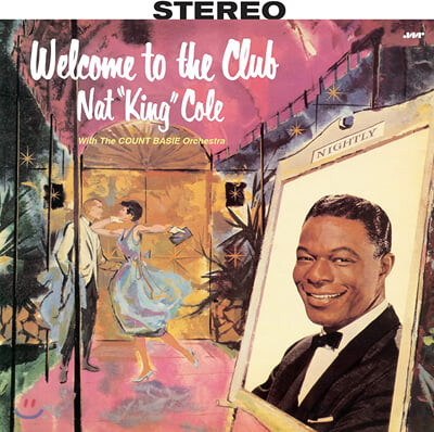 Nat King Cole (냇 킹 콜) - Welcome to the Club [LP]