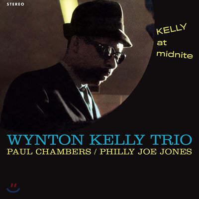 Wynton Kelly Trio (윈튼 켈리 트리오) - Kelly at Midnite [LP]
