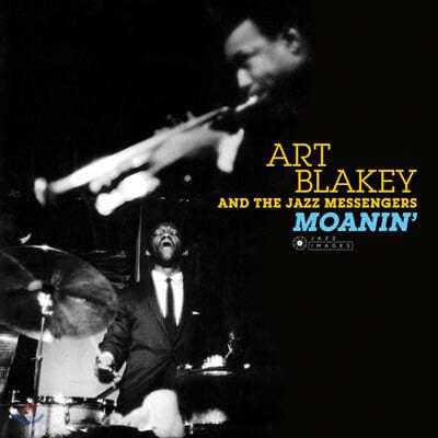 Art Blakey & The Jazz Messengers (아트 블레이키 앤 더 재즈 메신저스) - Moanin' [LP]