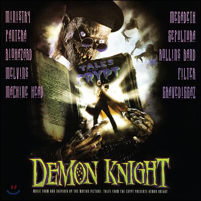 데몬 나이트 영화음악 (Demon Knight OST) [그린 데몬 아이즈 컬러 LP]