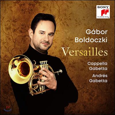 Gabor Boldoczki 가보르 볼도츠키 - 트럼펫 협주곡 (Versailles)