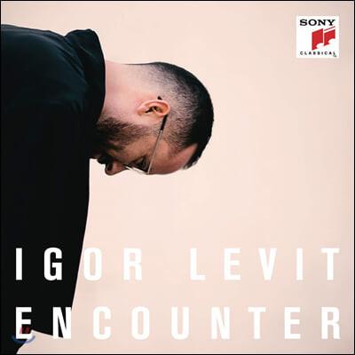 Igor Levit 이고르 래빗 피아노 독주집 (Encounter)