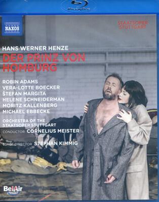 Cornelius Meister 헨체: 오페라 '홈부르크의 왕자' (Henze: Der Prinz von Homburg)