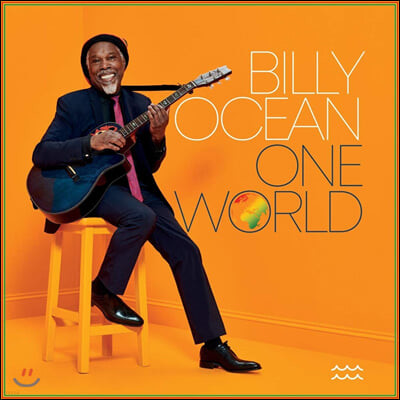 Billy Ocean (빌리 오션) - 11집 One World [2LP]