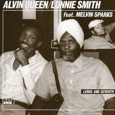 Alvin Queen/Lonnie Smith Feat. Melvin Sparks - Lenox And Seventh (Remastered)(Ltd. Ed)