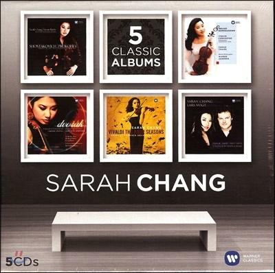 장영주 Sarah Chang 5in1 (한정반)