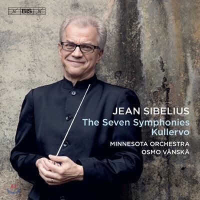 Osmo Vanska 시벨리우스: 교향곡 전곡 - 오스모 벤스카 (Sibelius: Seven Symphonies)